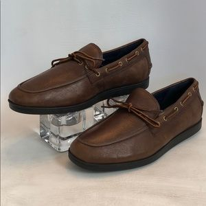 Cole Haan Men's Brown Leather Shoes Size 7M NWOT.